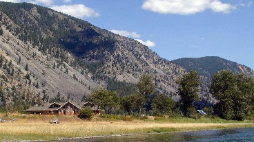 Rocky Point Ranch is located 10 miles southeast of Thompson Falls in the incredible Rocky Mountains of northwest Montana.